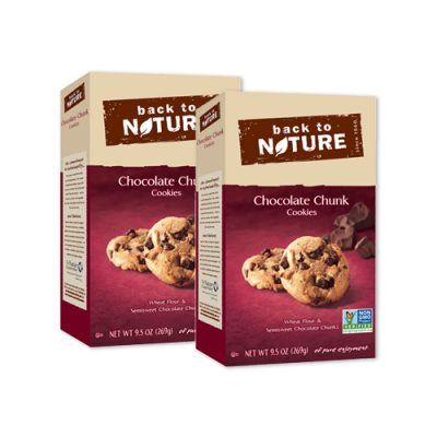 Back to Nature Chocolate Chip Cookie | Review