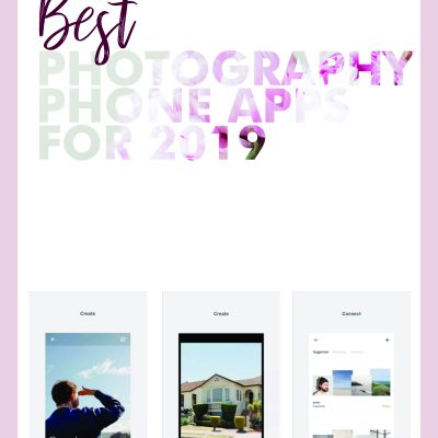Best Photography Apps for 2019