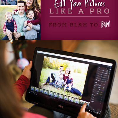 Take Your Photos from Blah to BAM!