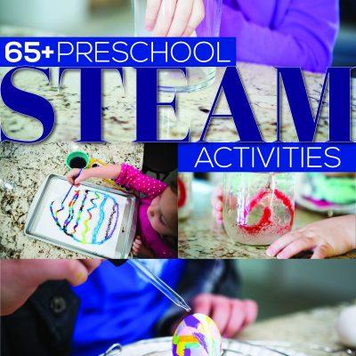 Ultimate Guide to Preschool Steam Activities