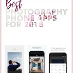 Best Photography Apps for 2018