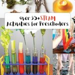 35+ STEAM Activities for Preschoolers