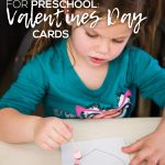 STEAM Activities for Preschoolers: Valentines Day Cards