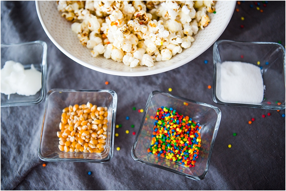 kettle corn instant pot