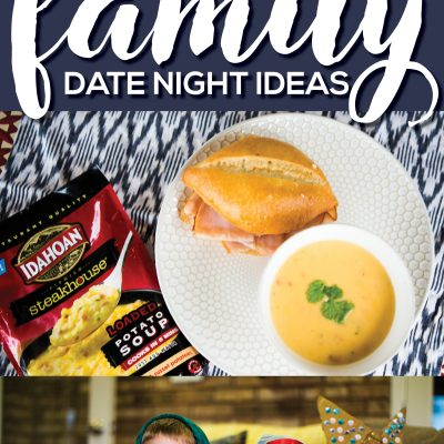 5 At-Home Family Date Night Ideas