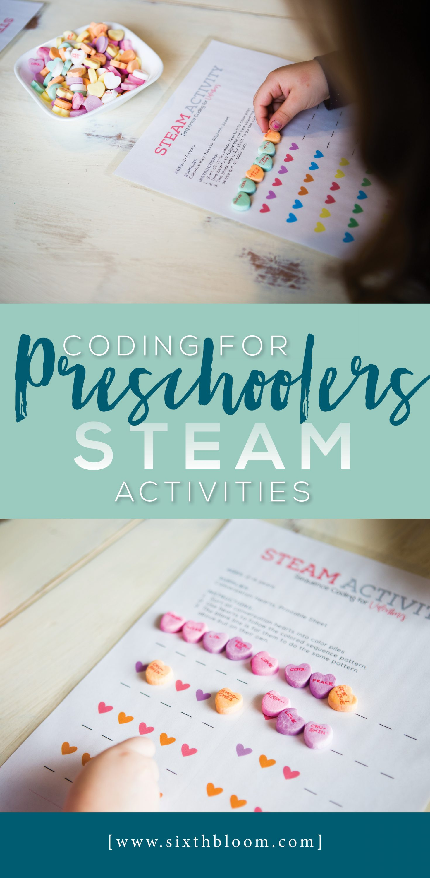 Coding for Preschoolers | STEAM Activities - Sixth Bloom- Lifestyle ...