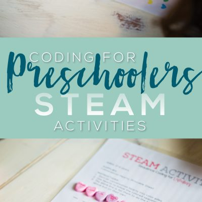 Coding for Preschoolers | STEAM Activities