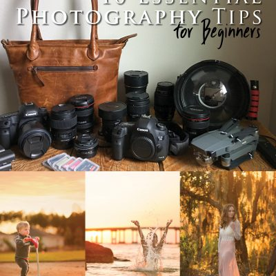 10 Secret Photography Tips for Beginners
