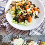 Sausage Vegetable One Pan Dinner Recipe