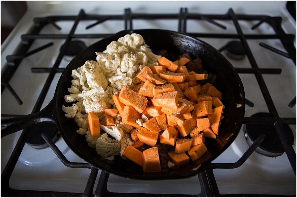 6 ingredient meal