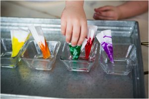 easy science for preschooler