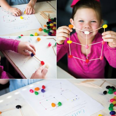 Easter Engineering Activities for Preschoolers