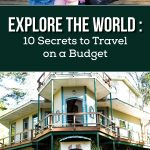 10 secrets to travel on a budget