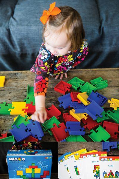 Maze-O STEM Game for Kids