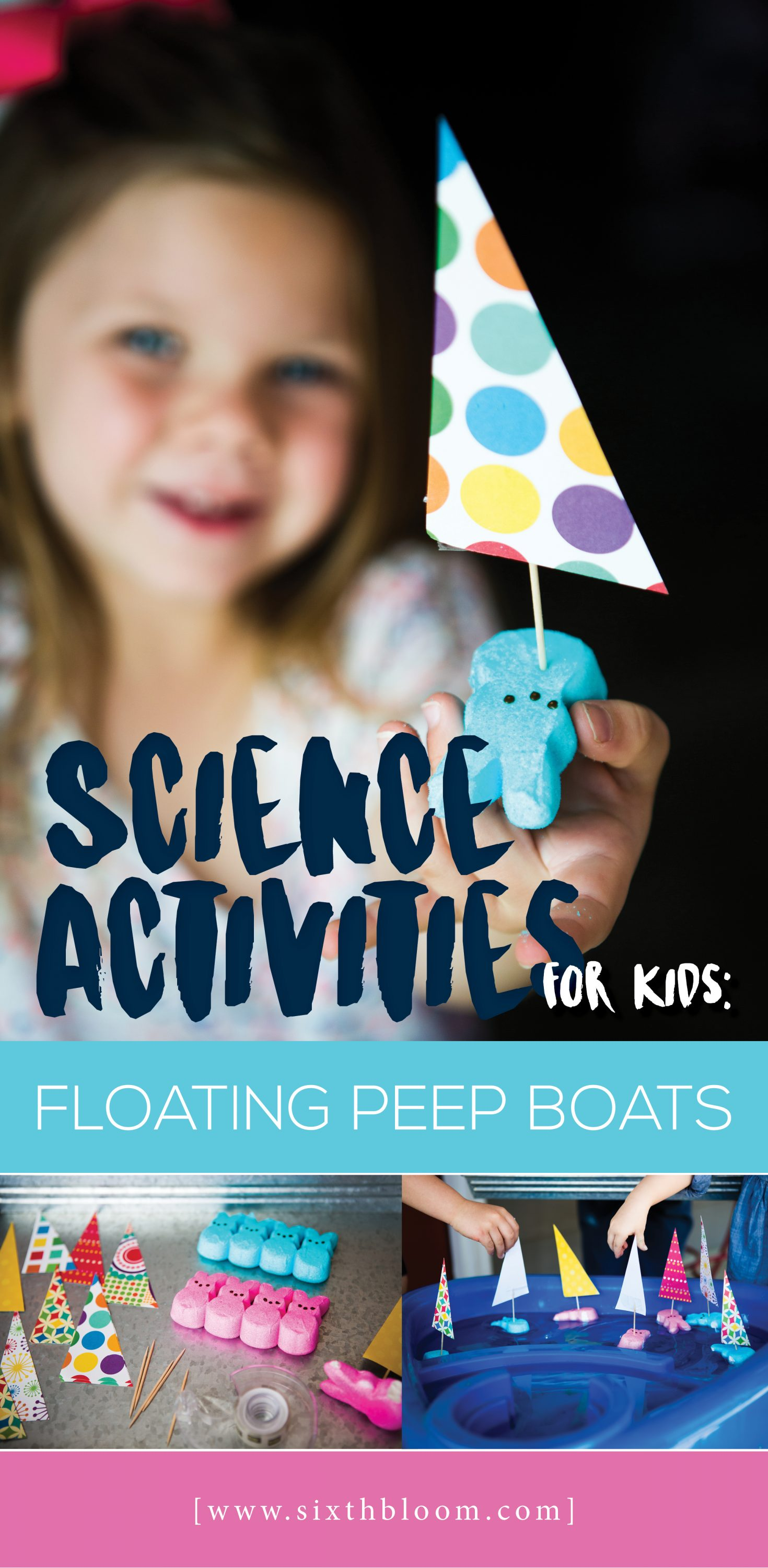 simple science project for toddlers
