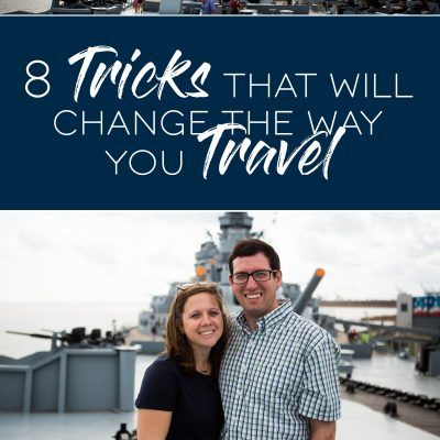 8 Travel Tricks and Tips that will Change the Way you Travel