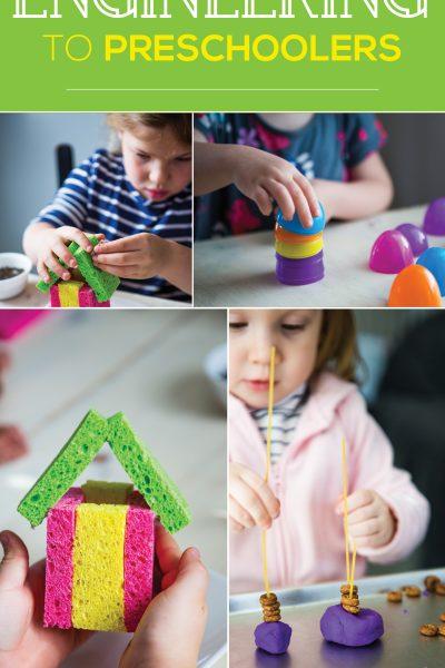 How to Teach Engineering to Preschoolers