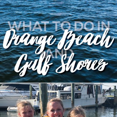 Family Fun – What to do in Orange Beach & Gulf Shores