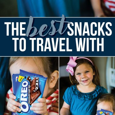 The Best Travel Snacks
