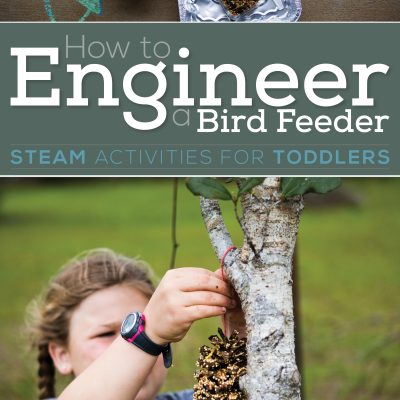 Build a Bird Feeder | Preschool Engineering Project