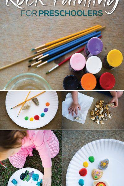 Ultimate Guide – Rock Painting for Preschoolers