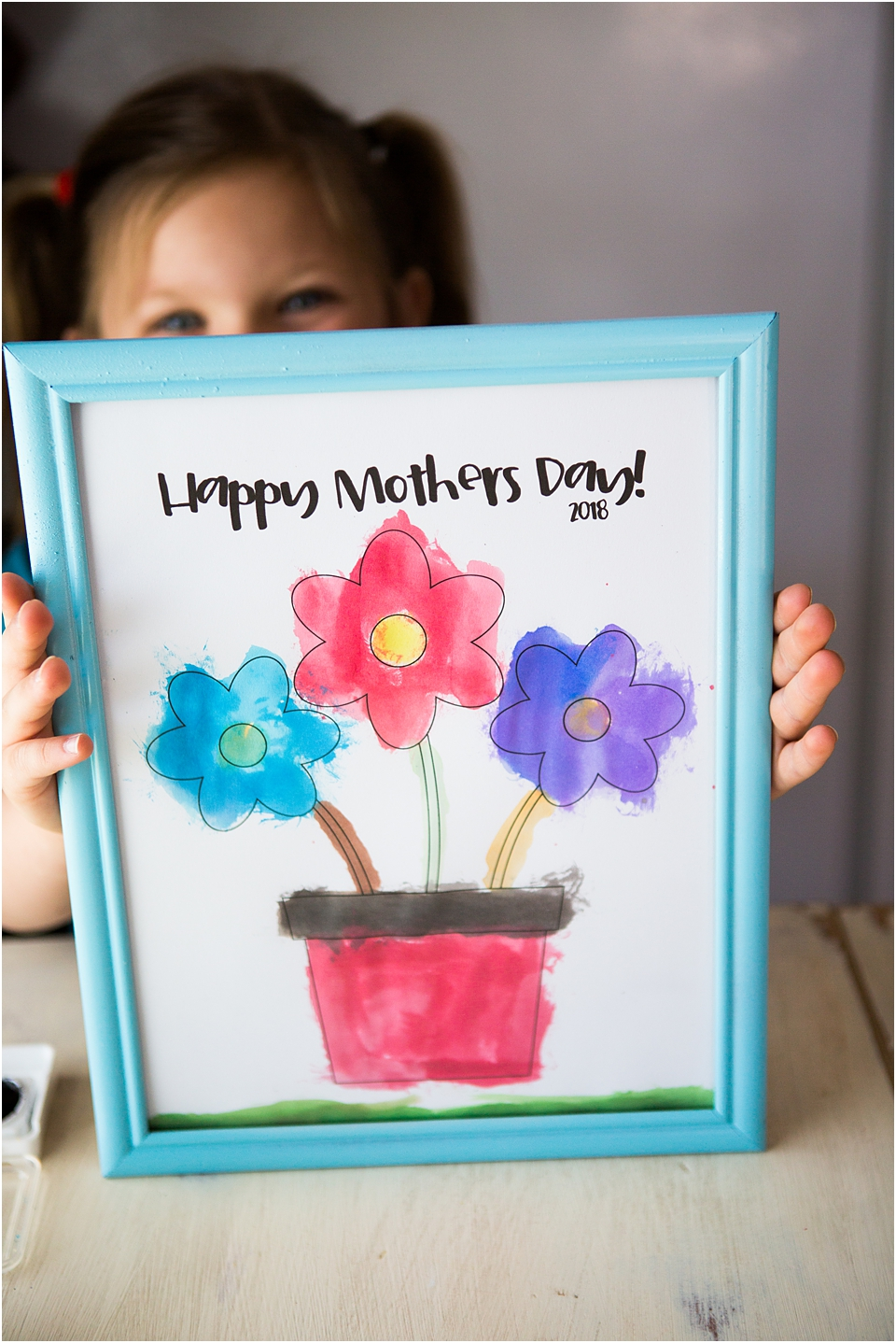 Mothers Day Directed Drawing