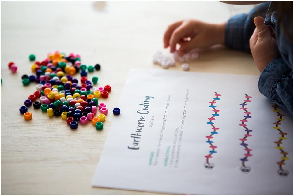 preschool coding #STEAM #Preschool #preschooler #freeprintable #printable #earthwormactivity #screenfree #preschool #stemkids #stem