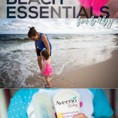 11 Beach Essentials for a Baby