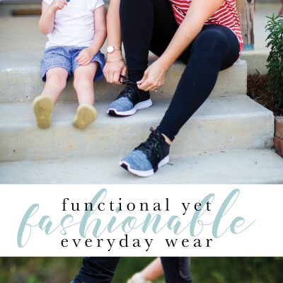 Functional Yet Fashionable Everyday Wear