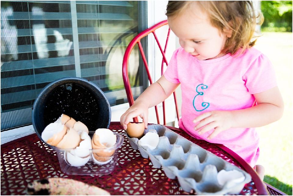 Gardening for Preschoolers