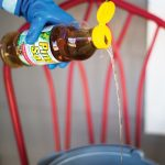 summer cleaning fun with pine sol