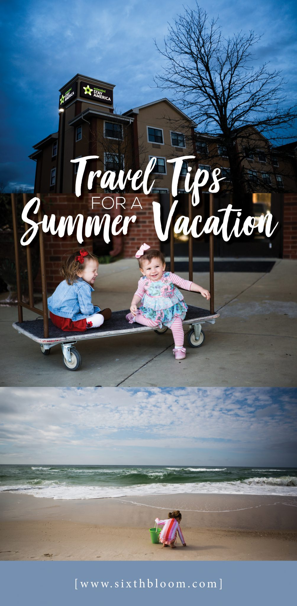 Travel Tips for Summer Vacation