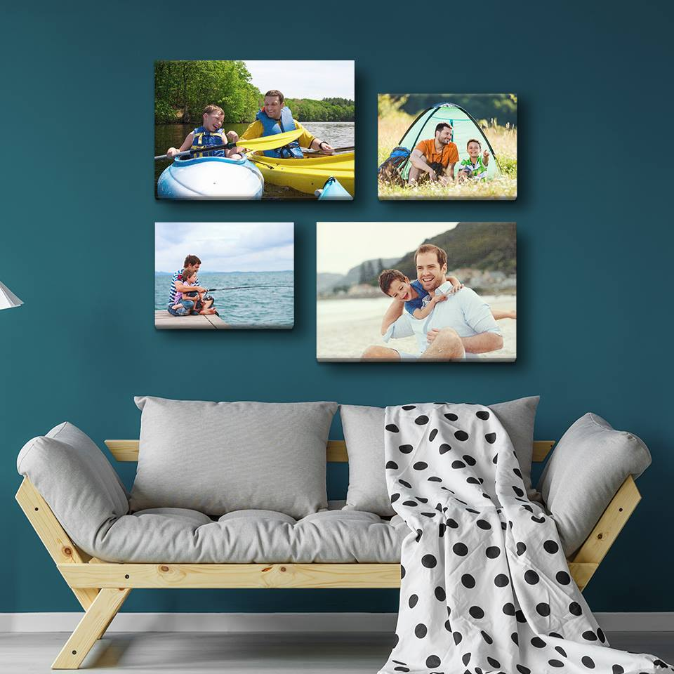 easy canvas prints gift