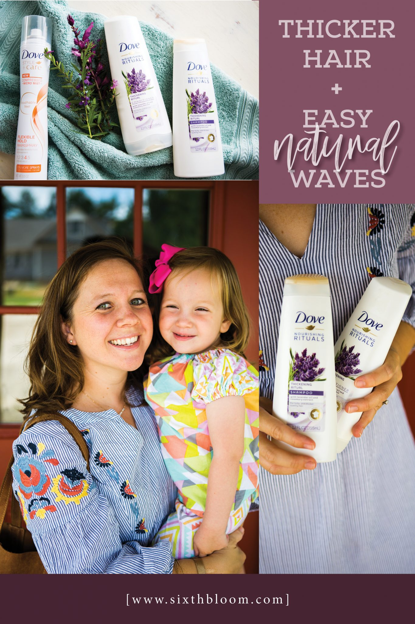 Thicker Hair - Easy Natural Waves