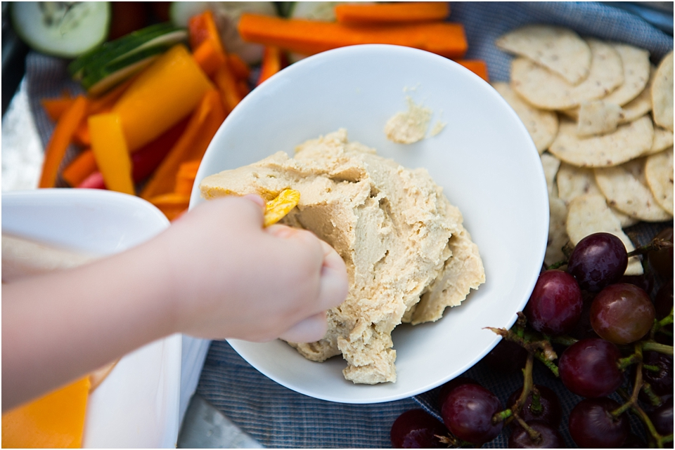 Instant Pot Hummus Dip