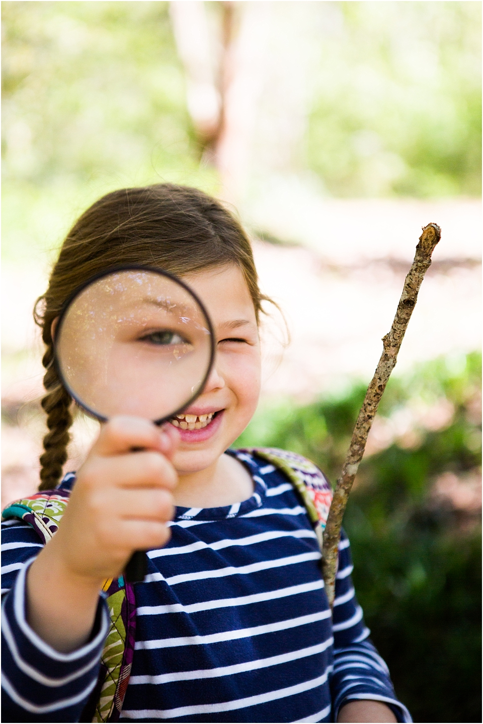 Kids Nature Scavenger Hunt - Free Printable