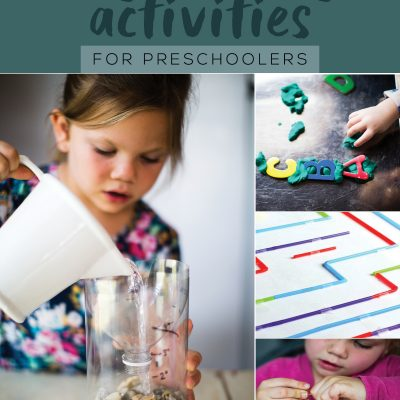 16 Engineering Activities for Preschoolers
