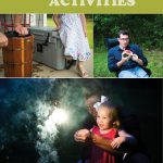 family outdoor summer activities
