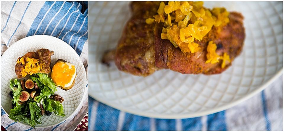 grilled rib recipe