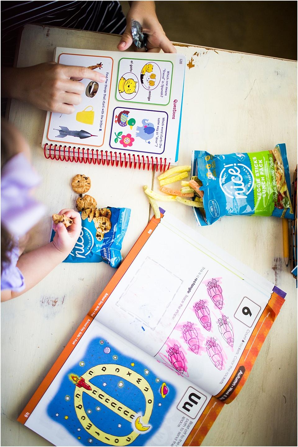 Preschool Morning Routine + Free Printable