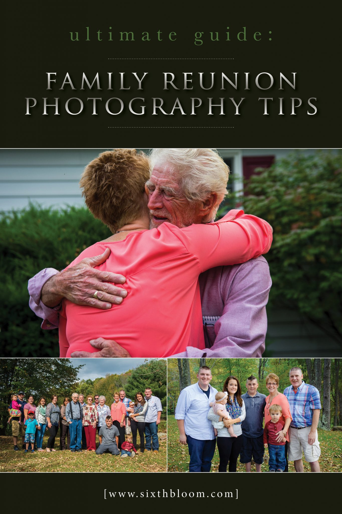 family reunion photography tips