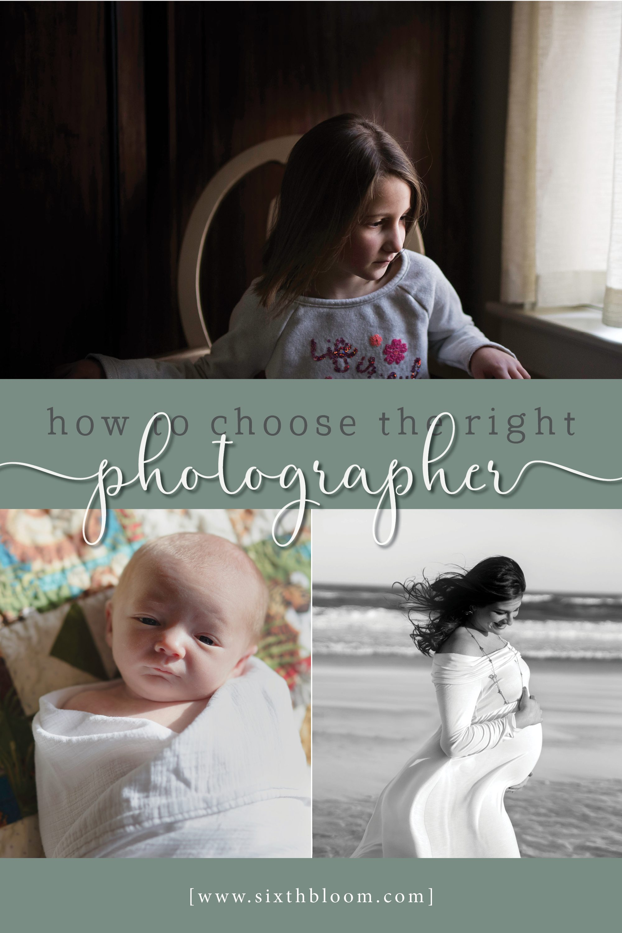 How to Choose the Right Photographer