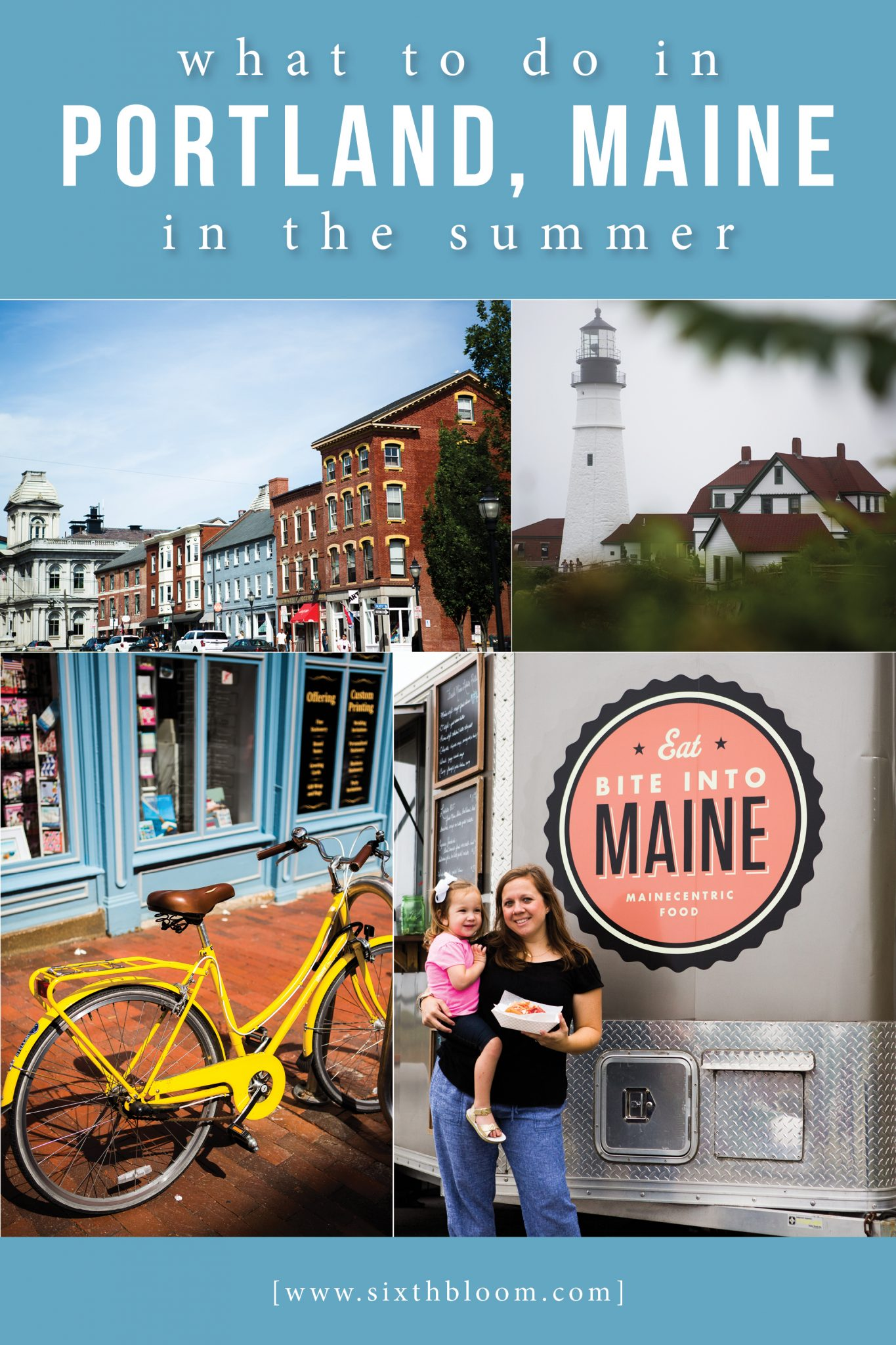 what to do in portland maine in the summer