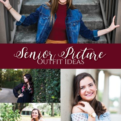 9 Tips for Senior Picture Outfit Ideas