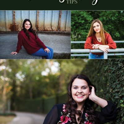 6 Senior Photography Tips