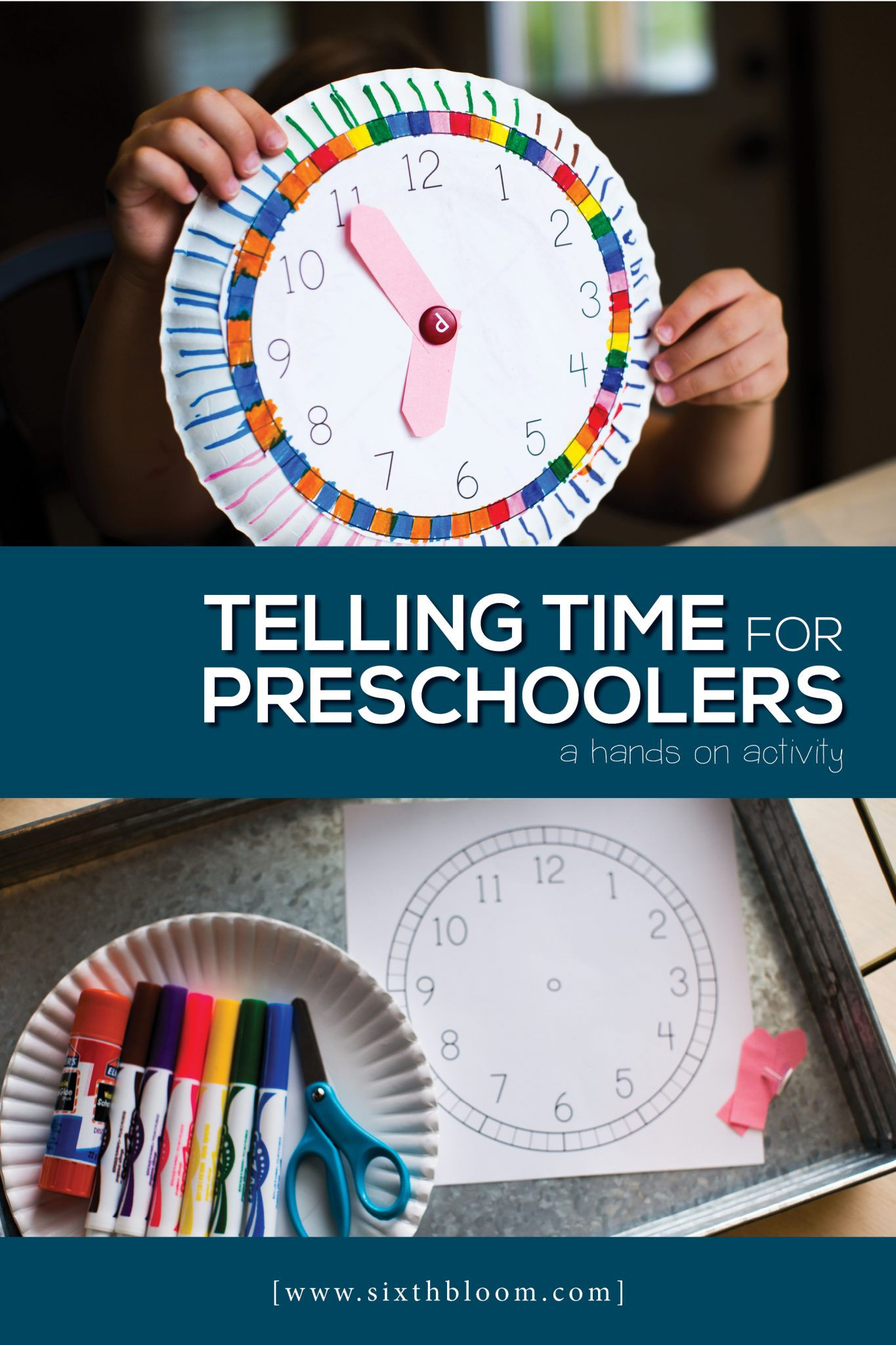 Telling Time for Preschoolers