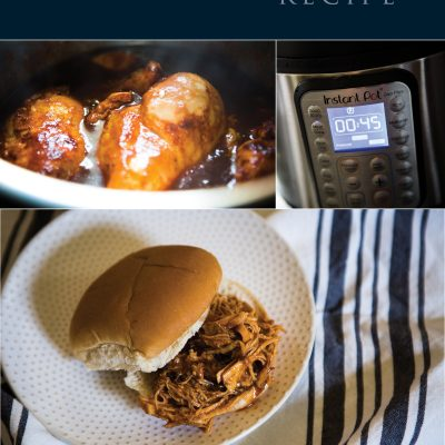 Instant Pot BBQ Chicken Recipe