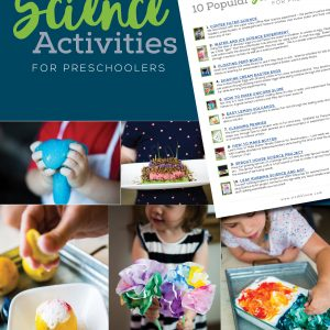 preschool steam science activities