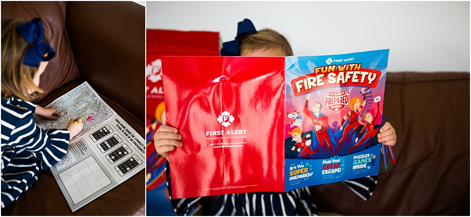 Fire Safety for Preschoolers