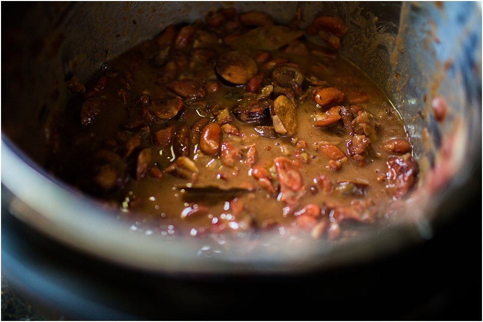 how to cook red beans in instant pot